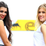 paddock girls SBK Portimao 2014