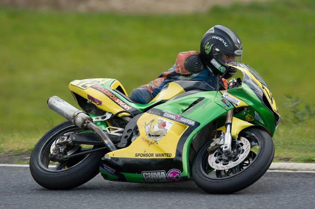 Alan Kempster - Superacion y amor por la moto
