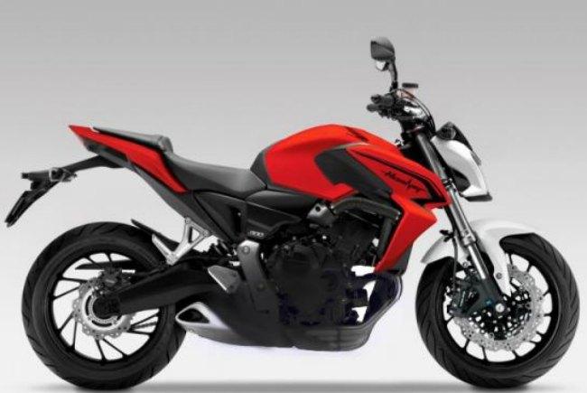 Motos Naked 2015 - Nueva Honda Hornet 800 2015