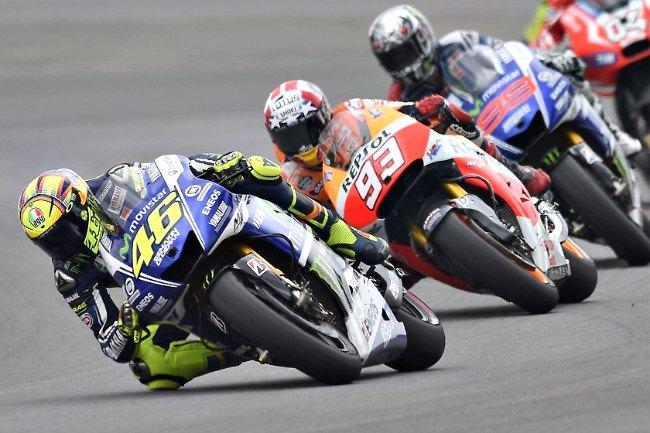 Valentino Rossi Mundial de Motociclismo Brno - Gran Premio de MotoGP de la Republica Checa