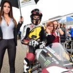 paddock girls motogp aragon 2014