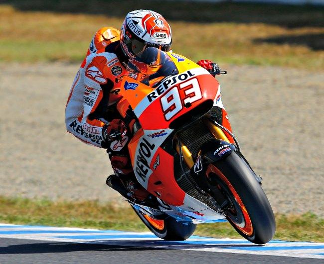 MotoGP Marc Marquez Campeon Mundial Motociclismo 2014