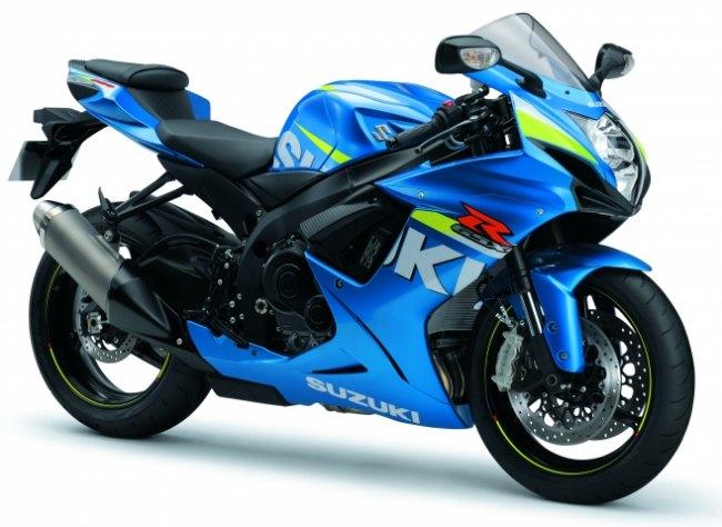 Suzuki GSX-R750 2015