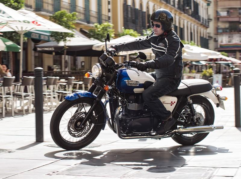 Triumph Bonneville T124 Land-Speed Limited Edition