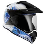 casco moto bmw