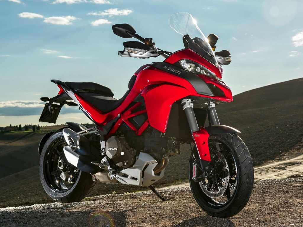 Ducati Multistrada 1200 opiniones