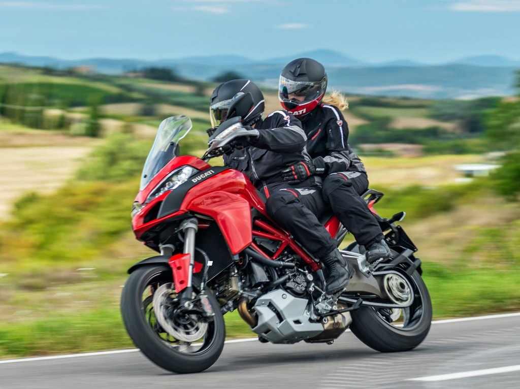 Ducati Multistrada  Ficha Tecnica
