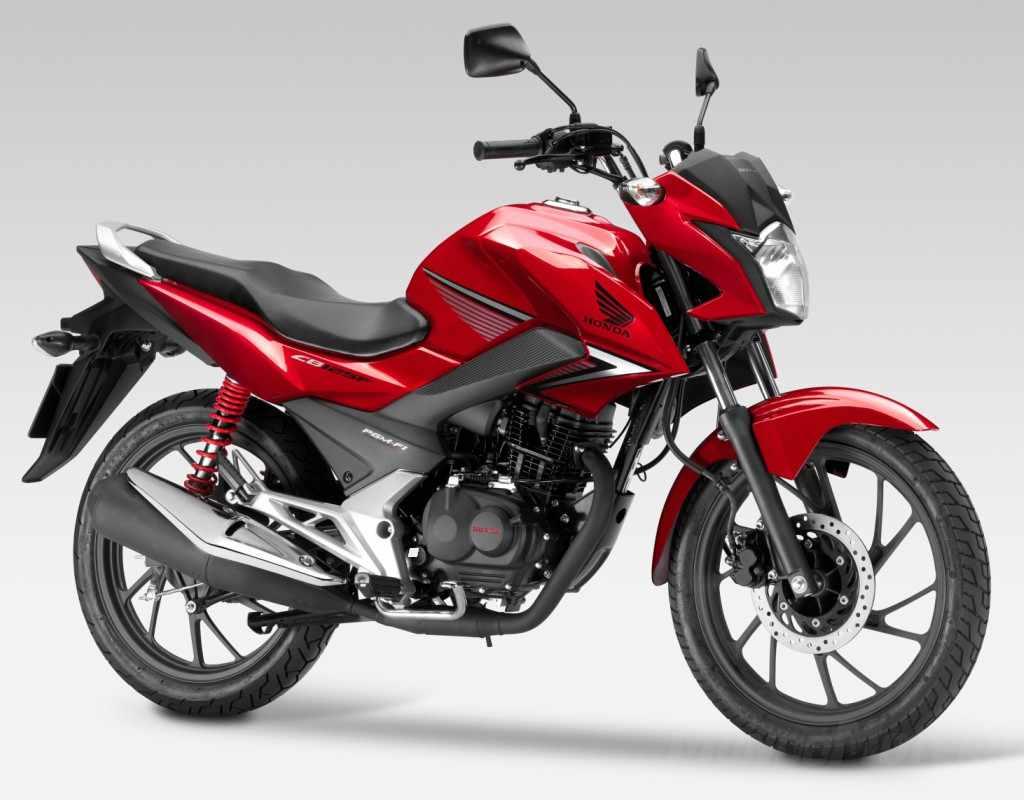 Nueva Honda CB125F 2019