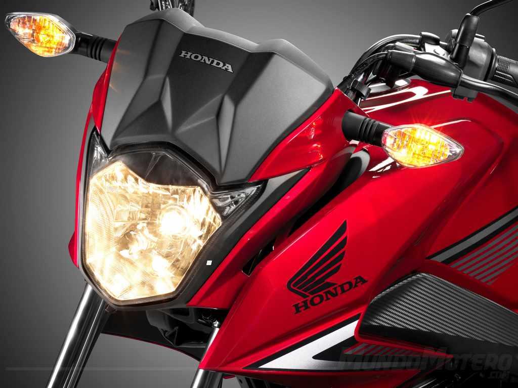 Honda CB 125 F precio 2019