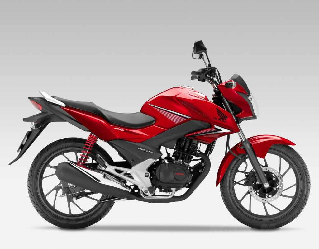 Opiniones Honda CB125F 2019