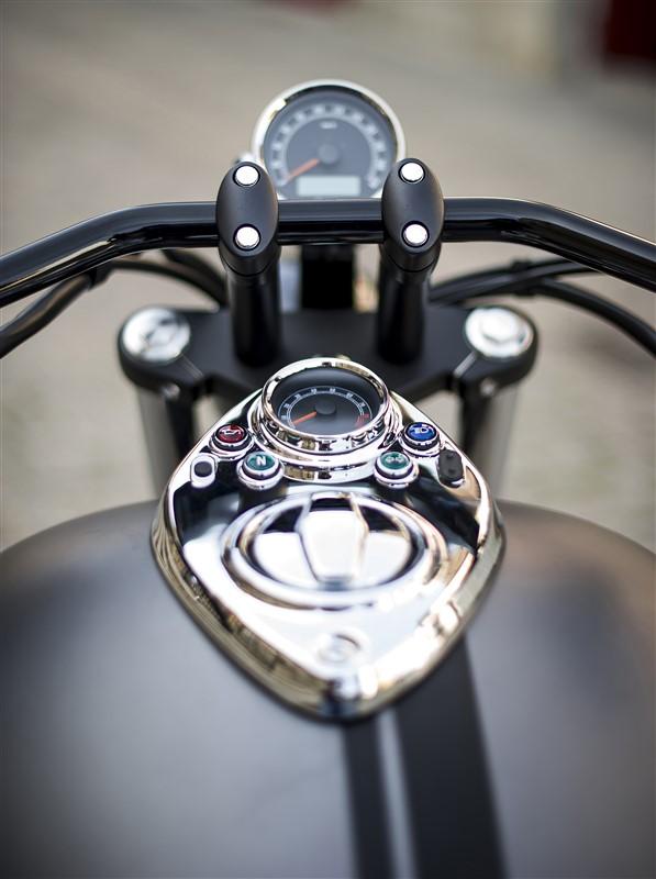 Prueba Triumph Speedmaster 2015