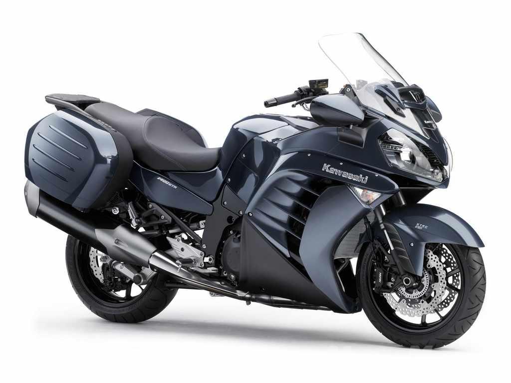 motos sport touring Kawasaki 1400GTR
