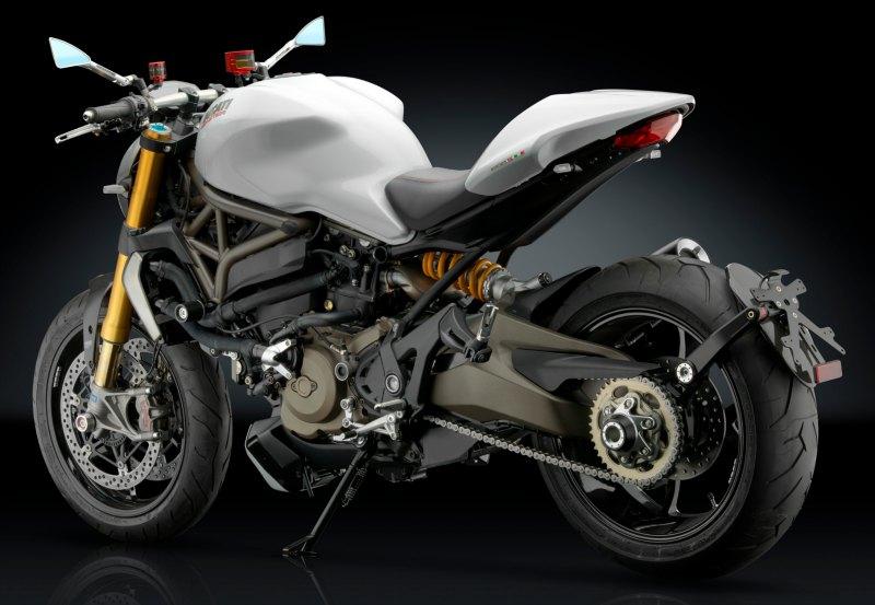 Accesorios Ducati Monster 1200 S