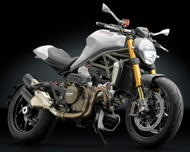 Accesorios Ducati Monster 1200