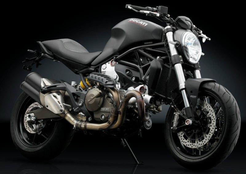 Accesorios Ducati Monster 821