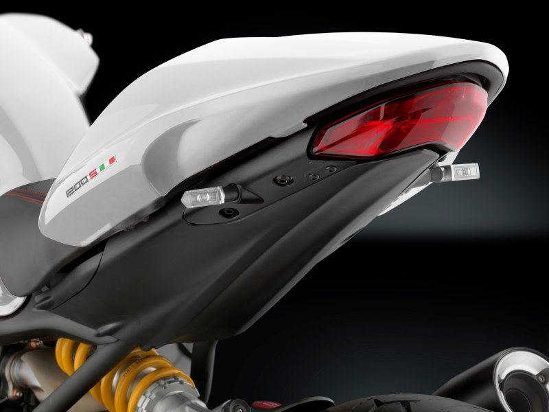 accesorios de motos Ducati