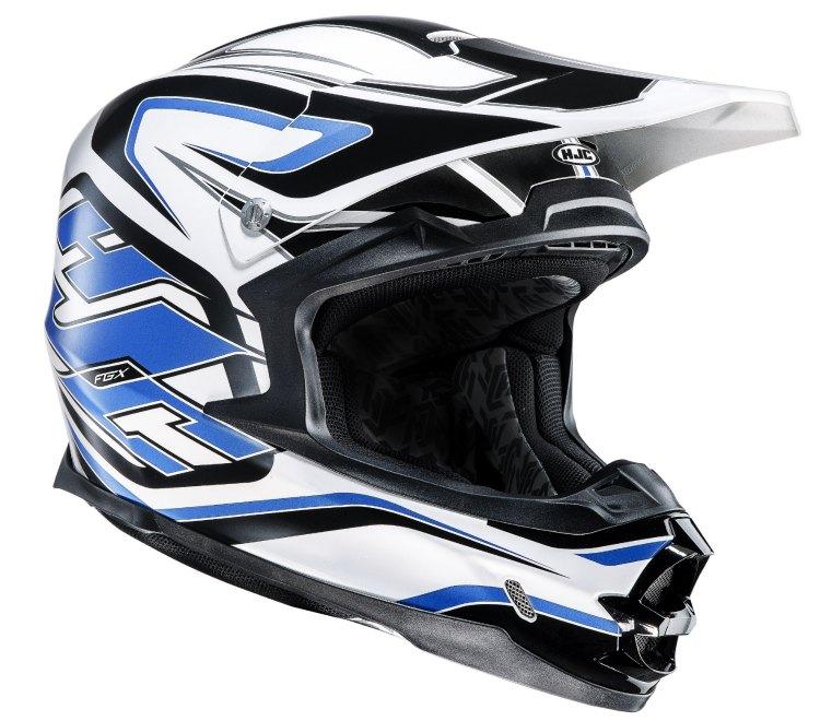 Cascos De Motocross Hjc Fg X 2015
