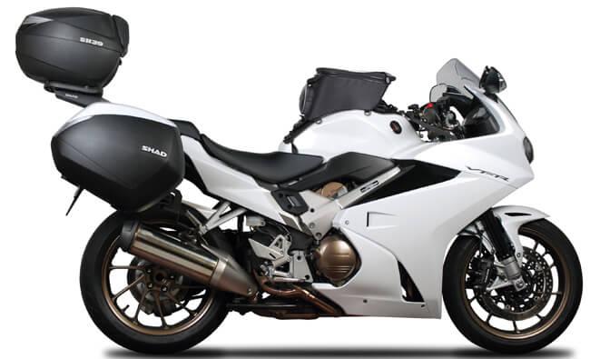 Accesorios para motos Honda VFR 800 por SHAD