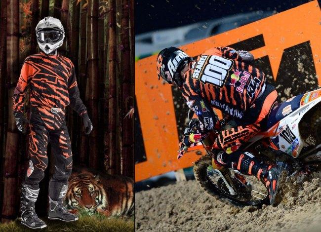 Trajes de motocross de AXO