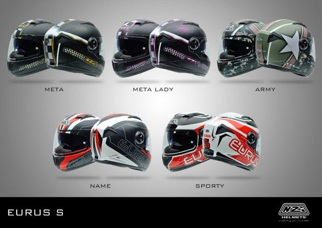 gama cascos de moto NZI Eurus S