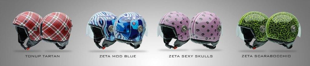 cascos para moto mujer