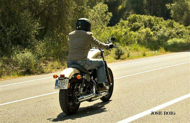 Harley Davidson Iron 883 caracteristicas