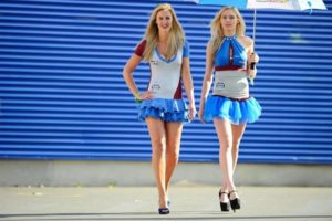 Paddock Girls MotoGP Francia 2015