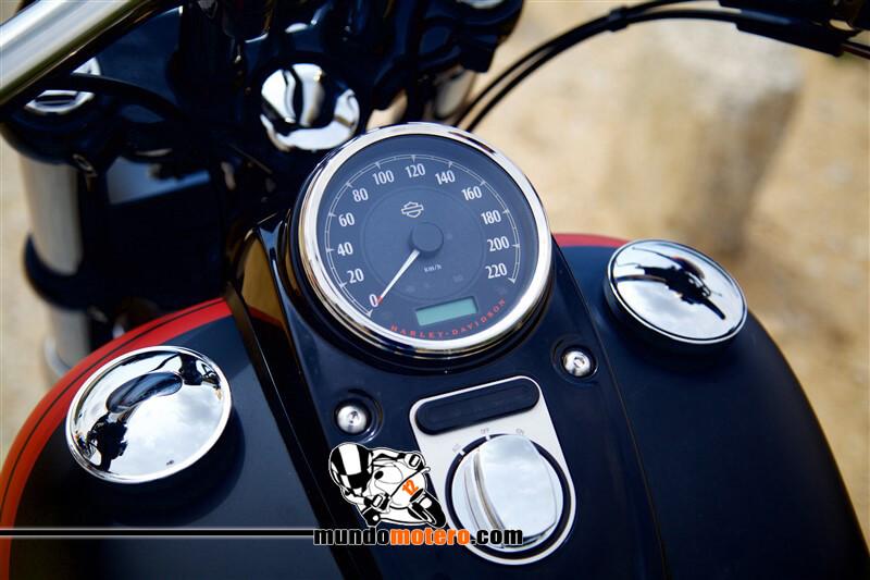 Prueba Harley-Davidson Fat Bob 2014