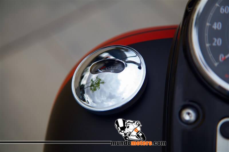Prueba Harley-Davidson Fat Bob 2015 accesorios