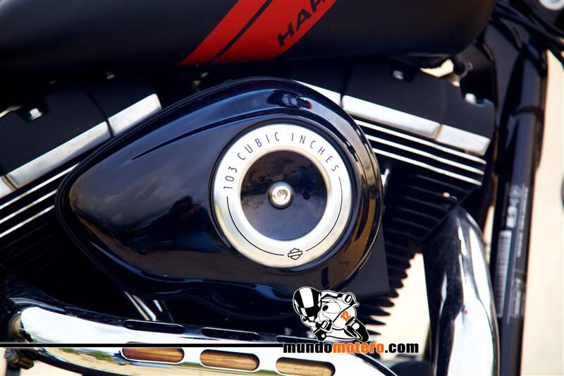 Prueba Harley-Davidson Fat Bob 2015 consumo
