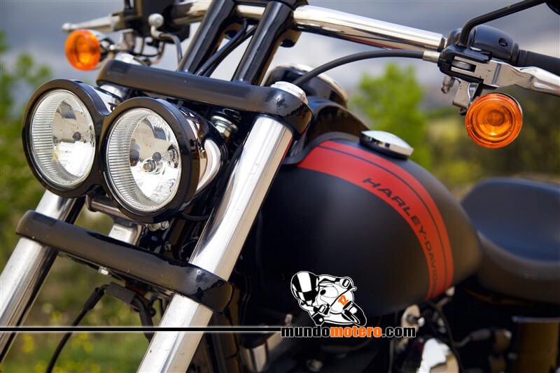 Prueba Harley-Davidson Fat Bob 2015 precio