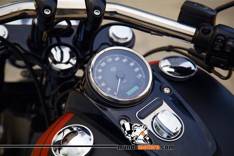 Prueba motos Harley-Davidson Fat Bob 2015