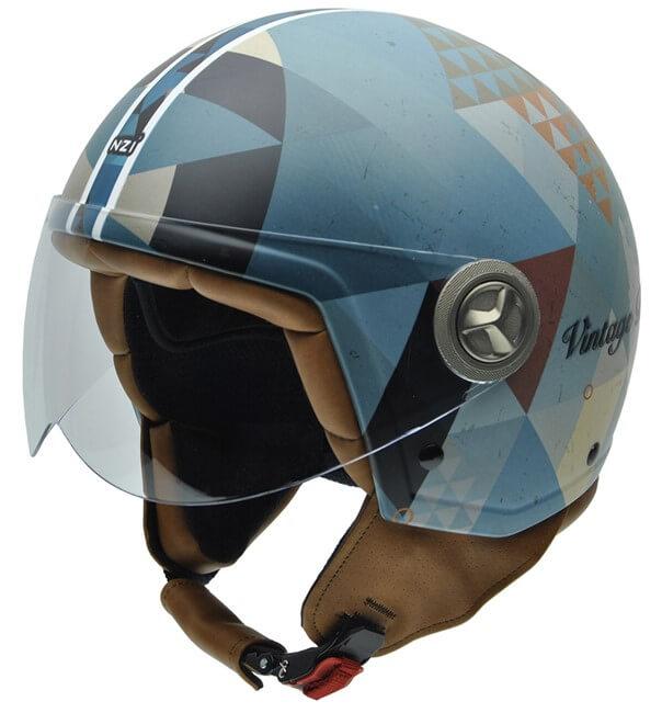 casco moto nzi Zeta Graphics BIKING
