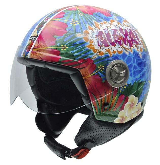 cascos de moto online ZETA HAWAI ALOHA
