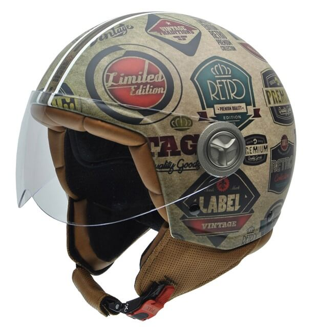 cascos moto jet ZETA RETROLABELS