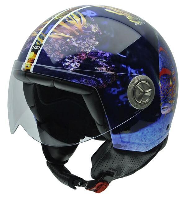 cascos nzi Zeta Graphics AQUARIUM