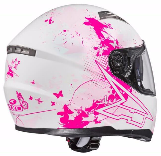 cascos para mujer
