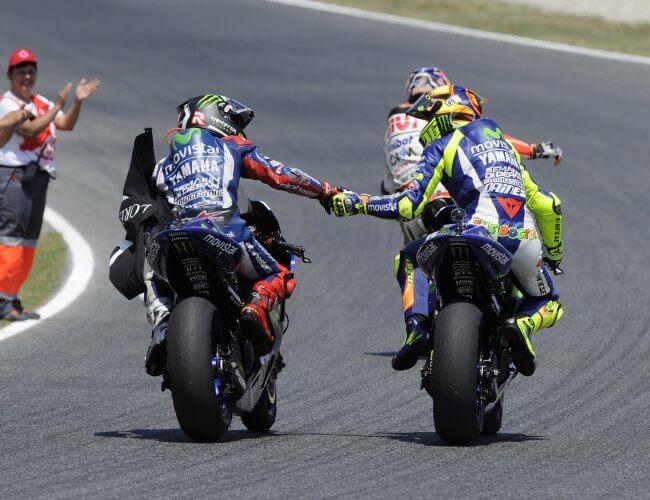 Clasificacion del Mundial de MotoGP 2015 tras Catalunya