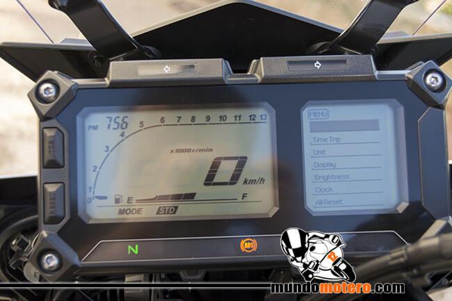 Prueba Yamaha MT-09 Tracer precio
