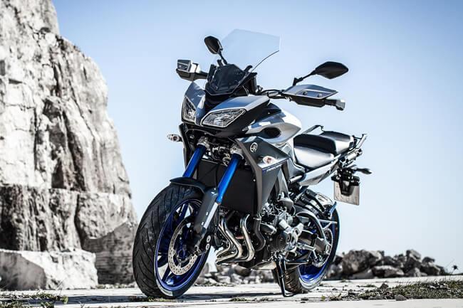 Prueba Yamaha MT 09 Tracer