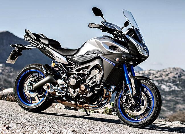Prueba Yamaha Tracer 900