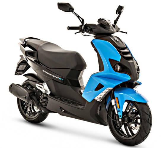 Scooter Peugeot Speedfight4 50cc 2015