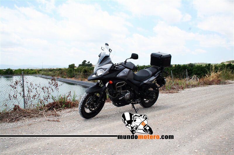 Prueba Suzuki V-Strom 650 XT ABS opiniones