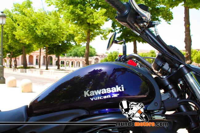 Kawasaki Vulcan 2015 precio