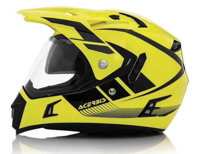 Casco de moto Acerbis