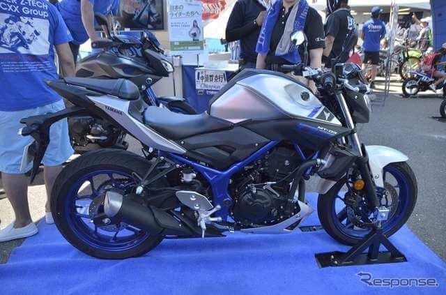 Yamaha MT-03 2016 llegará en breve
