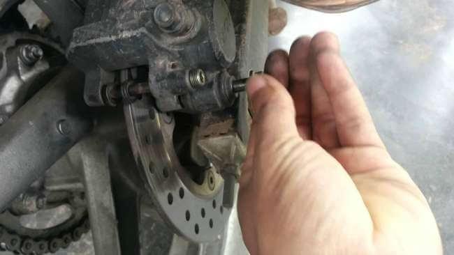 mantenimiento de los frenos
