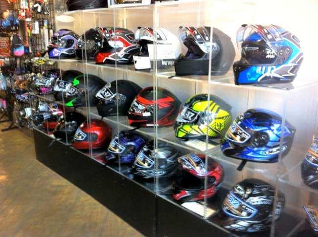 Como elegir el casco de moto correcto