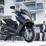 mejor moto scooter 125 Peugeot Satelis 125