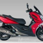 mejores scooters 125 Kymco K-XCT 125i ABS